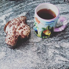 Tea Break with Cake