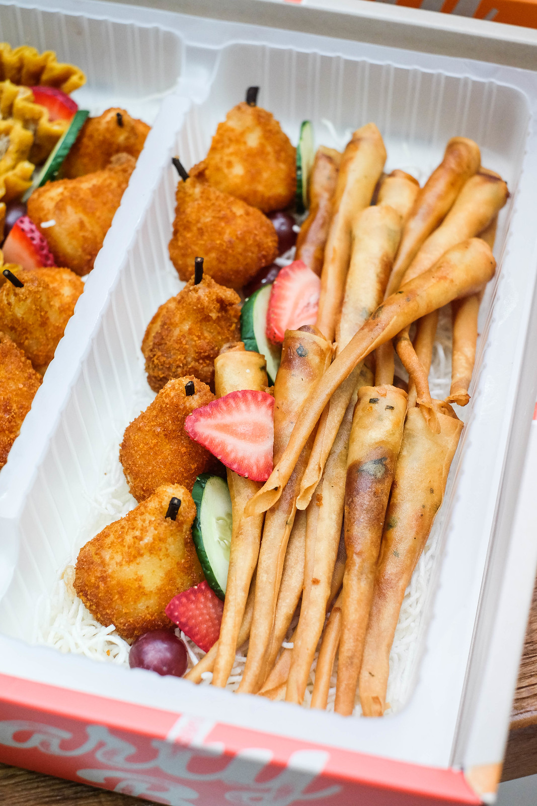 Enjoy a Tea Party with Four Seasons Catering! - Miss Tam Chiak