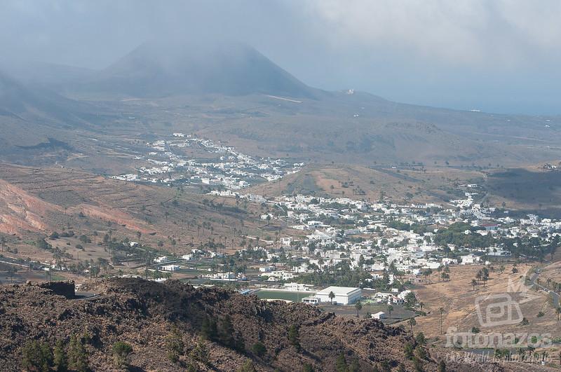 Valle del Malpaso en Haria
