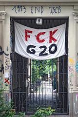 G20 - Hamburg 2017 : Protest