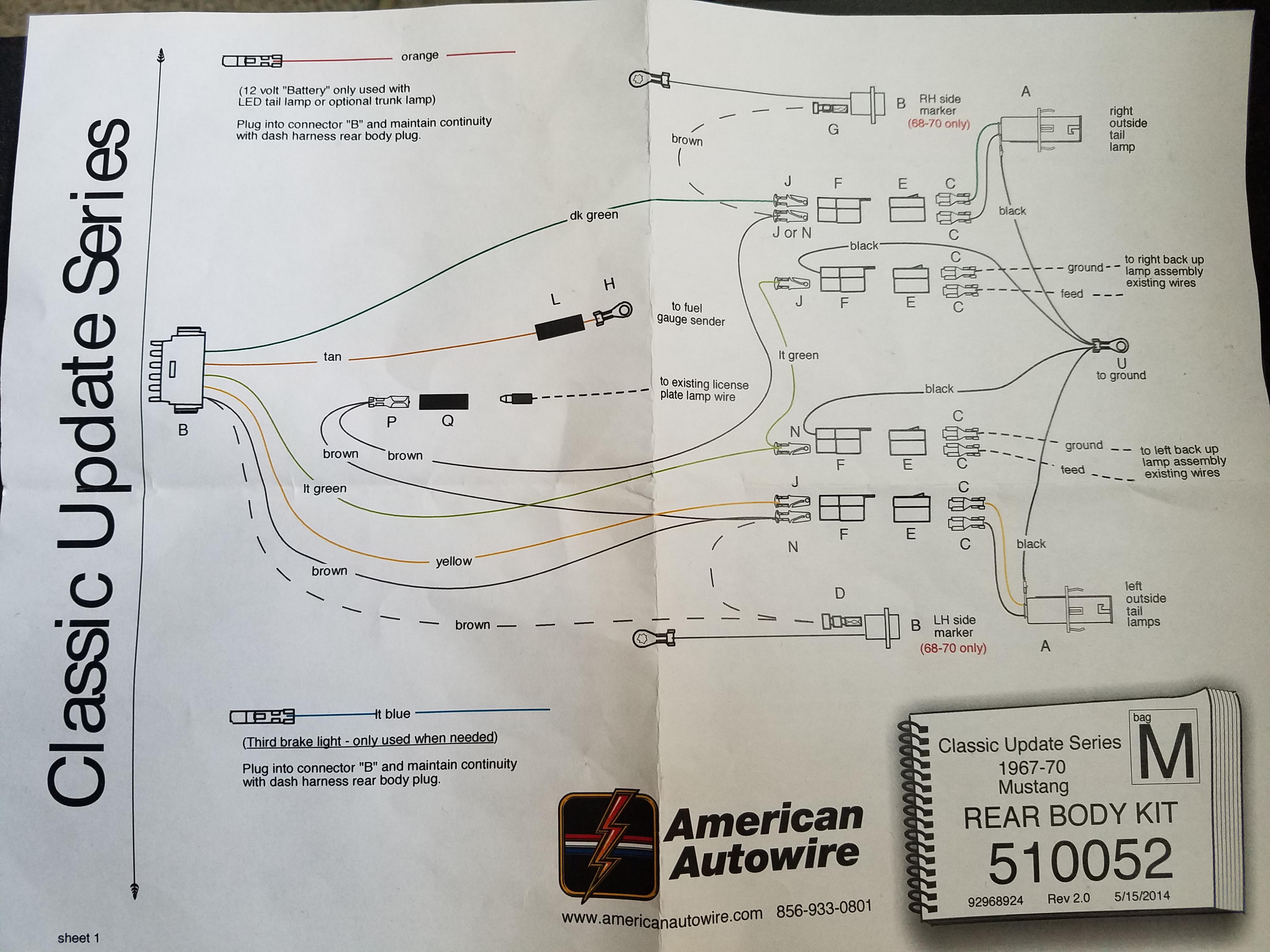 Fein 05 Ford Mustang Schaltplan Zeitgenössisch - Elektrische ...