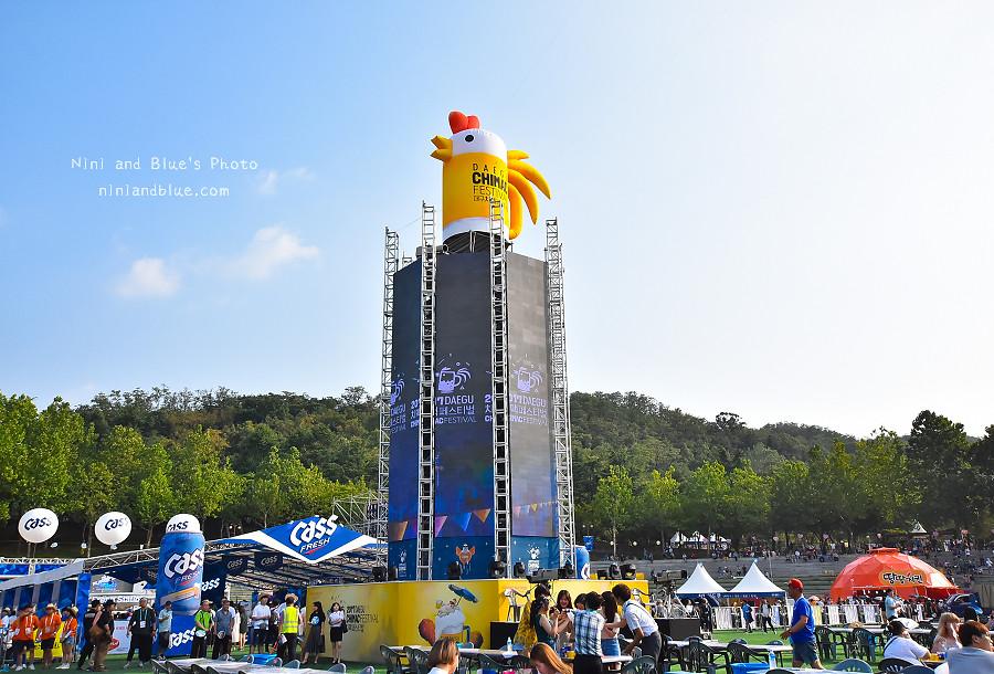 韓國大邱炸雞啤酒節旅遊景點12