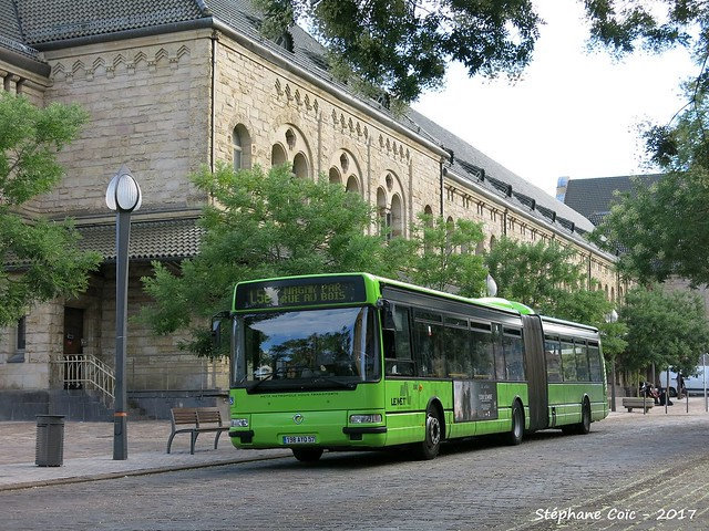 Irisbus Agora L, Canon POWERSHOT G15