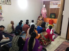 GuruPoornima Celebration at Karnavati