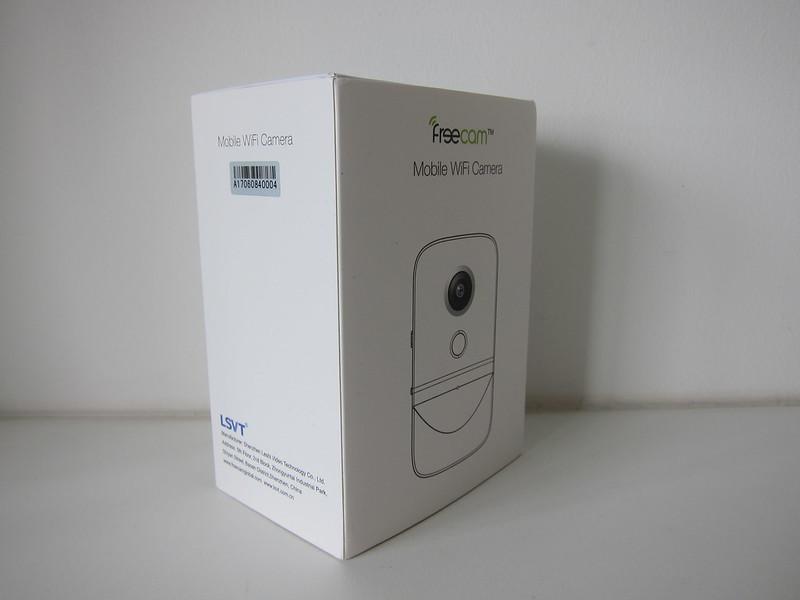 Freecam Mobile Wi-Fi Camera (C330A) - Box