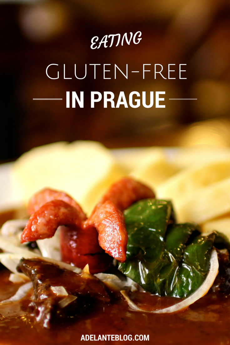 Eating Gluten-Free in Prague