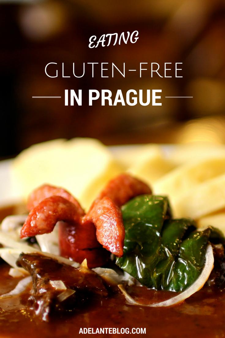 Eating Gluten-Free in Prague