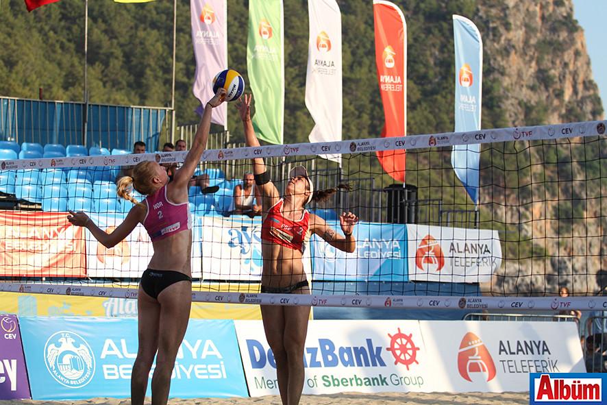 2017 CEV Bayanlar Plaj Voleybolu Avrupa Şampiyonası-12