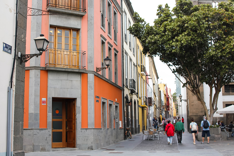 Colonial Charm in Las Palmas, Gran Canaria