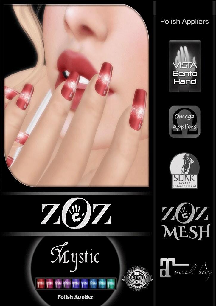 {ZOZ} Mystic pix L - SecondLifeHub.com