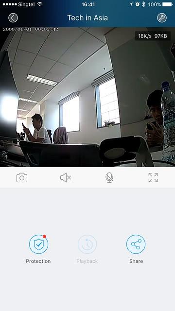 Doby iOS App - Camera
