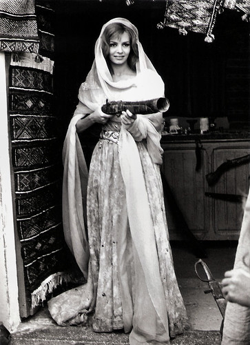 Michèle Mercier in Indomptable Angélique (1967)
