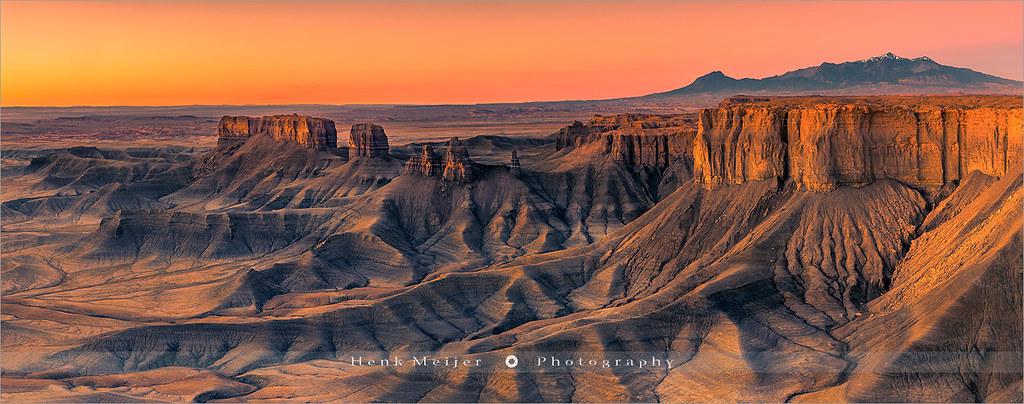 The Badlands - Utah - USA