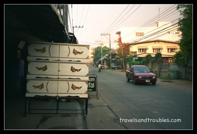 Thaise doodskisten