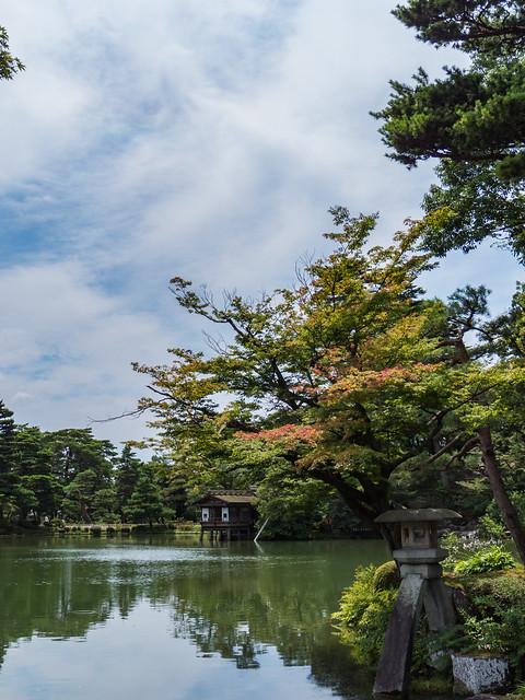 Kenrokuen Garden #12