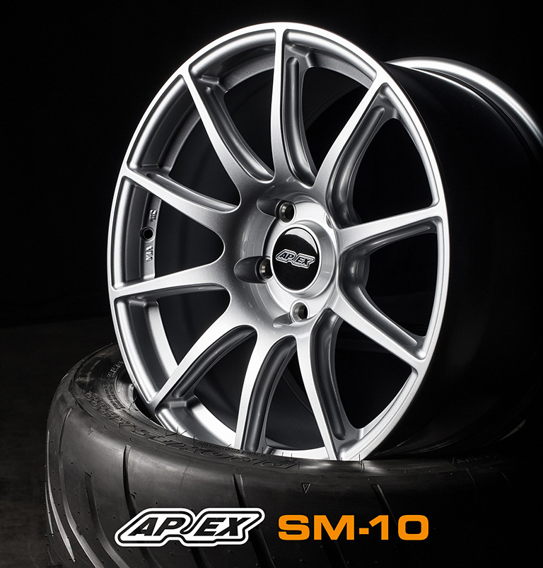 Apex Sm 10 Lightweight Track Wheels E46fanatics