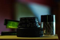 Porst Color Reflex MC Auto 55mm f1.2