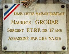 Photo of plaque № 44666