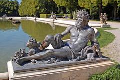 Chiemsee - Herrenchiemsee (19) - Schlosspark