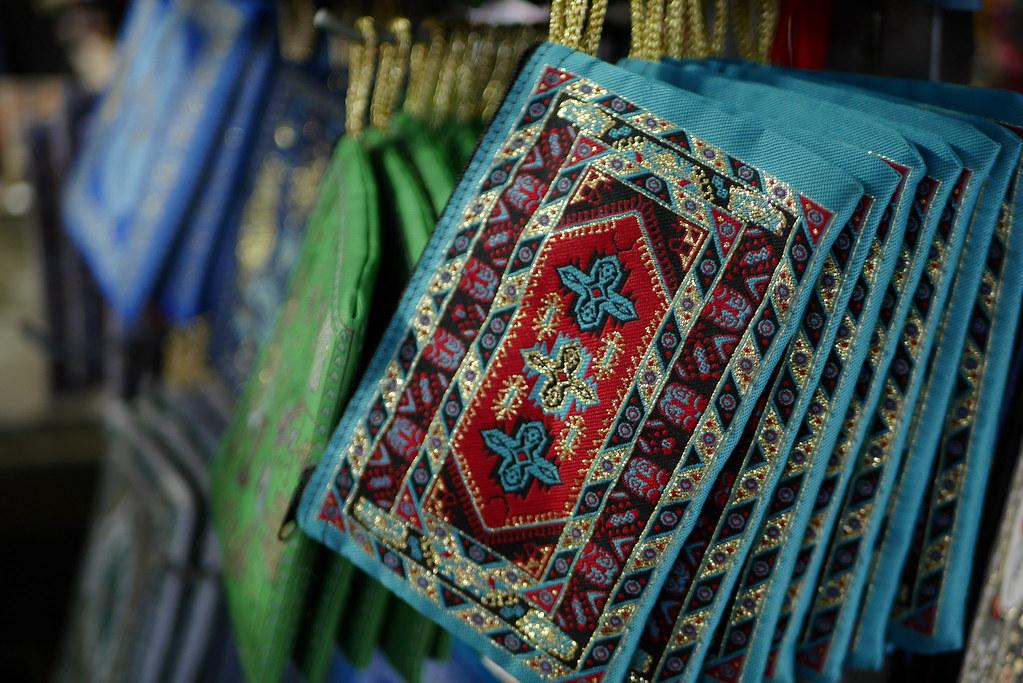 土耳其地毯小包