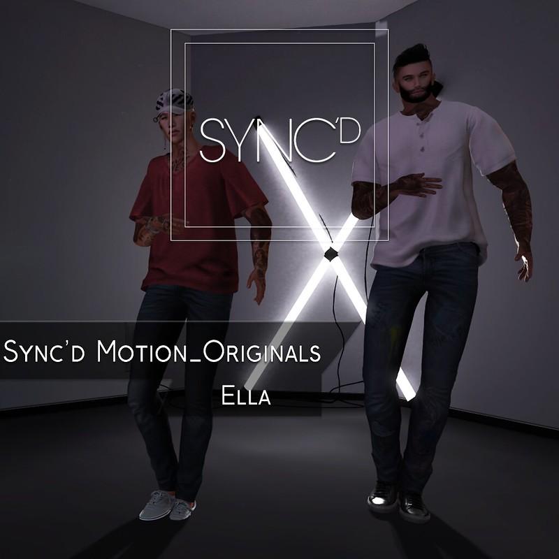 Sync'd Motion: Ella
