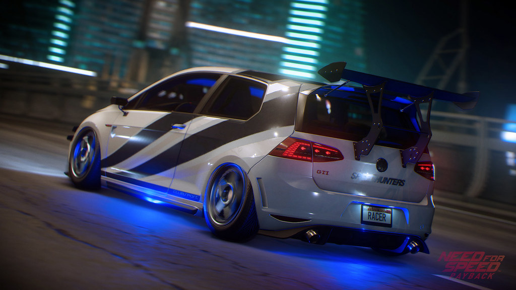Need for Speed Payback: Underglow