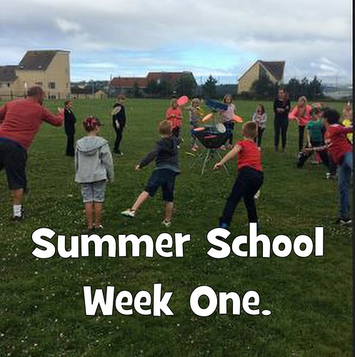 Summer school 2017 week 1