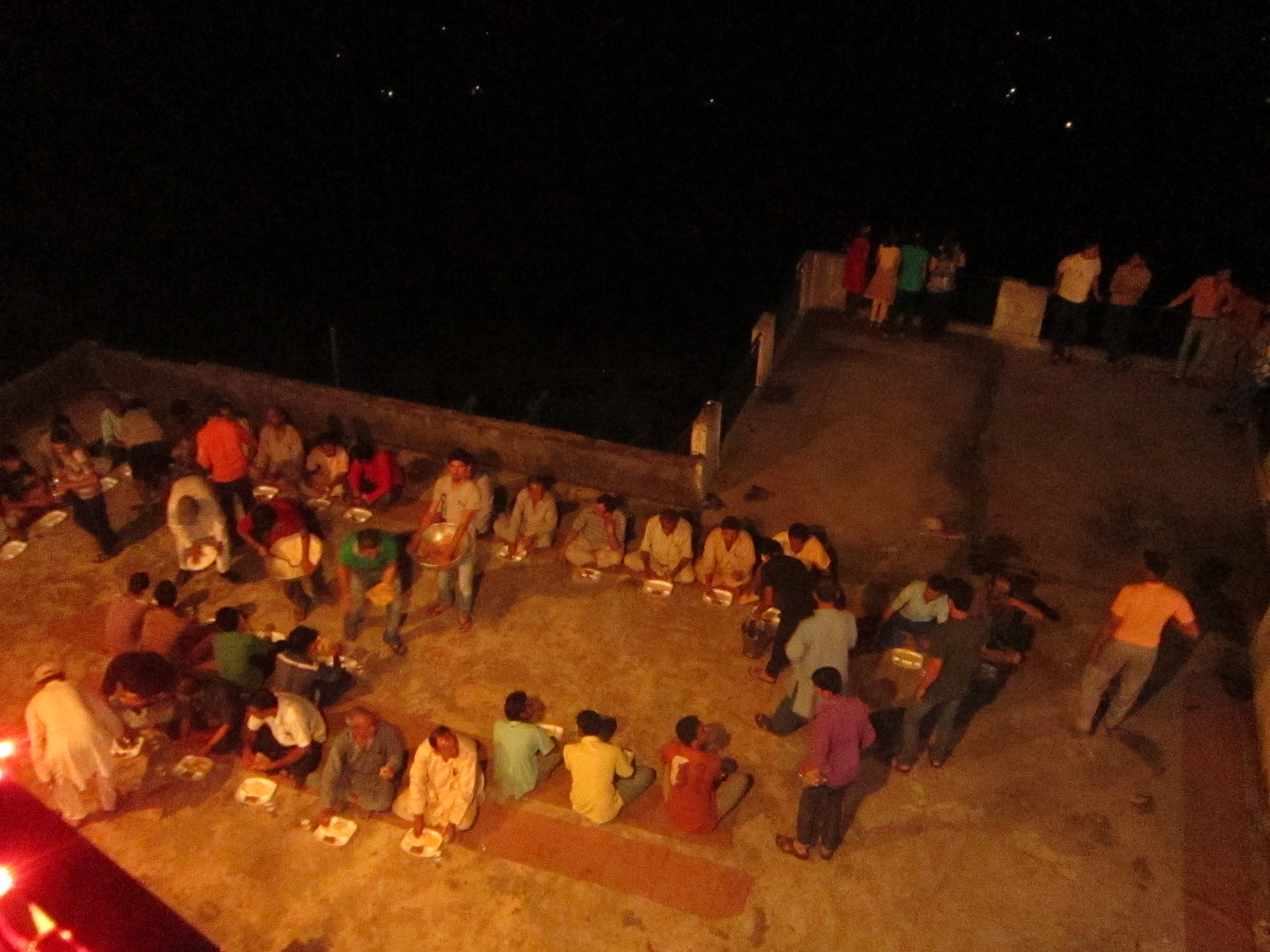 A Little Village Wedding in the Indian Mountains