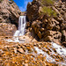 Adams Canyon Waterfall