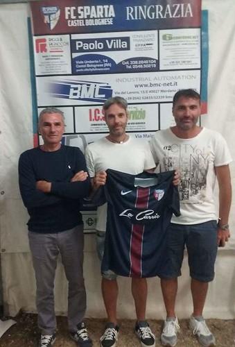 Le novità della prossima stagione sportiva dello Sparta Castel Bolognese
