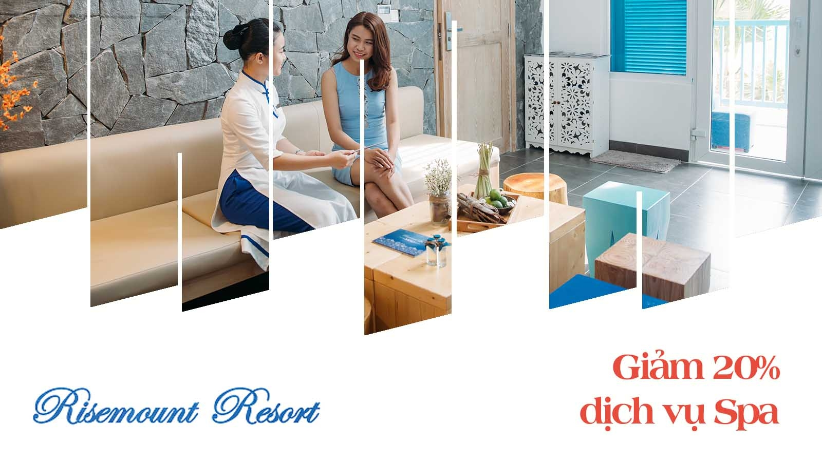 Risemount Resort – Giảm 20% dịch vụ Spa1