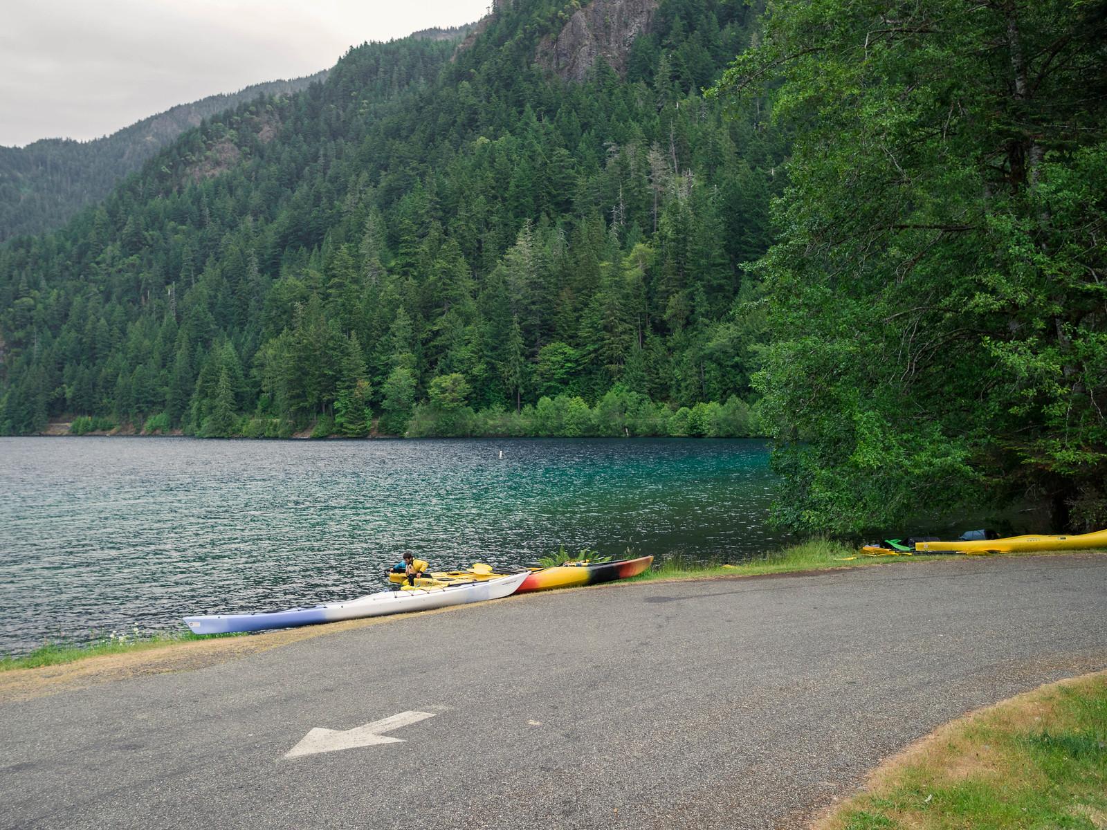 Lake Crescent-11