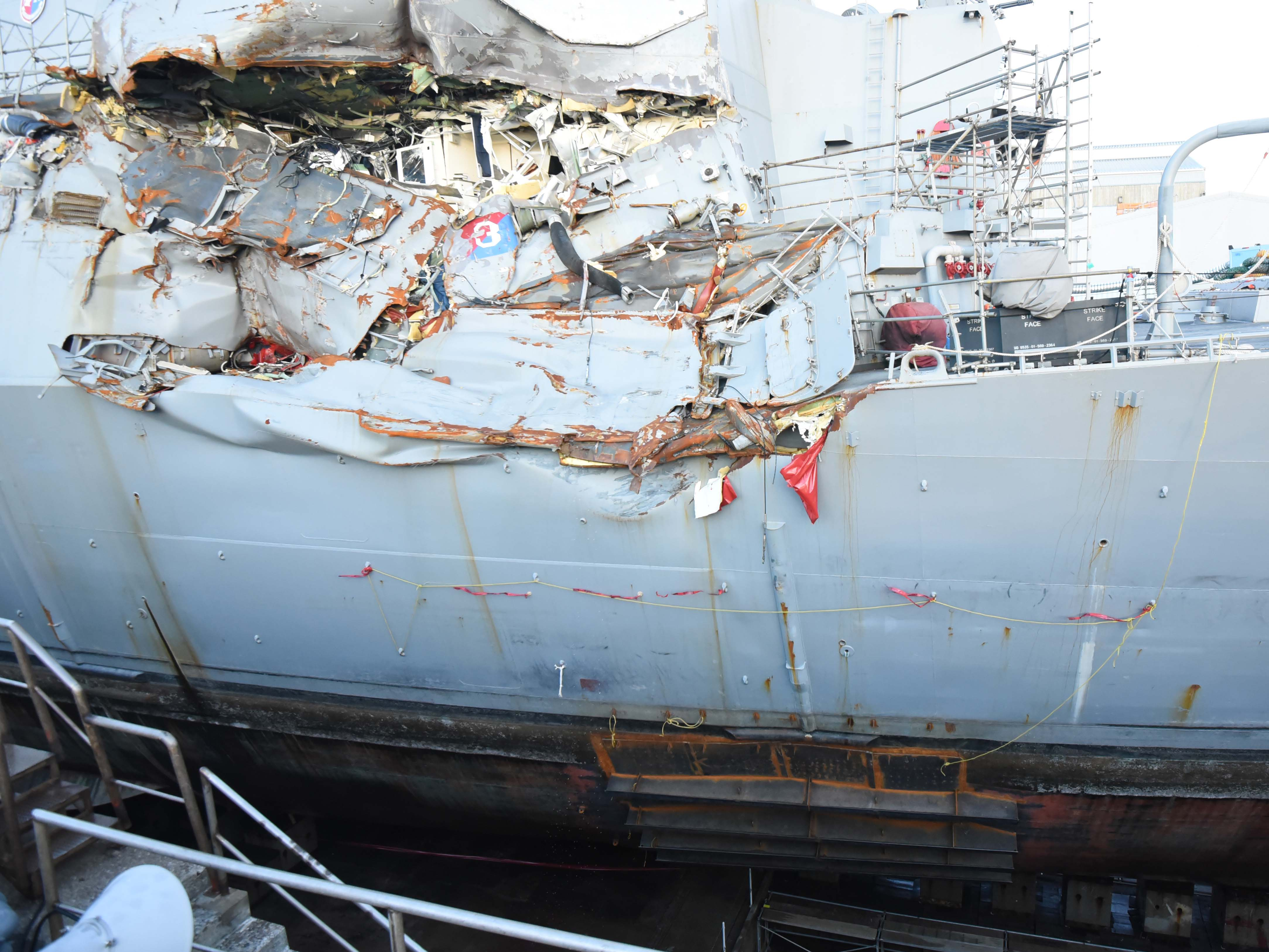 Collision destroyer USS Fitzgerald avec un navire marchand ! - Page 6 35501057600_f0defe0c41_o