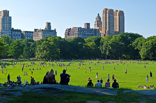 5 Great Ways to Explore Central Park