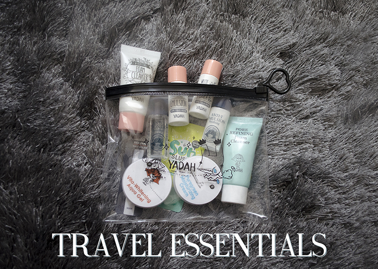 Wisdom #36 Travel Essentials
