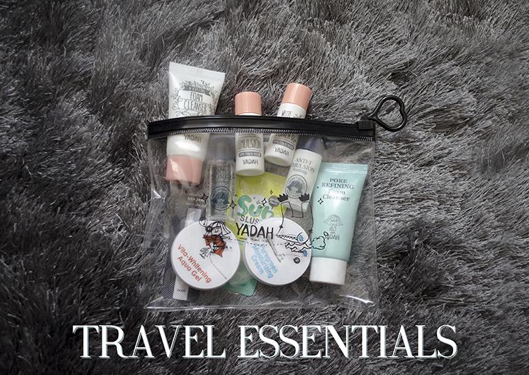 Wisdom #36 Travel Essentials