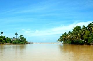 Poovar Island , Trivandrum