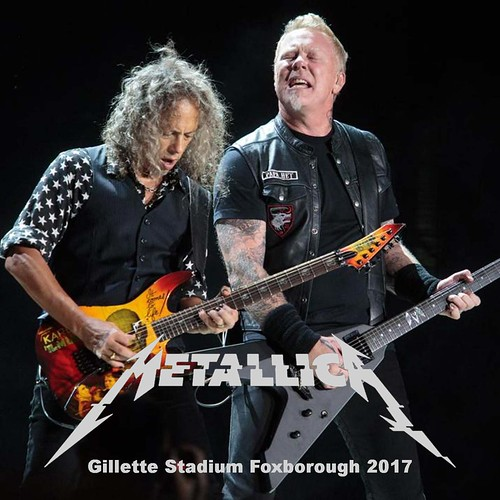 Metallica.Foxborough 2017 front