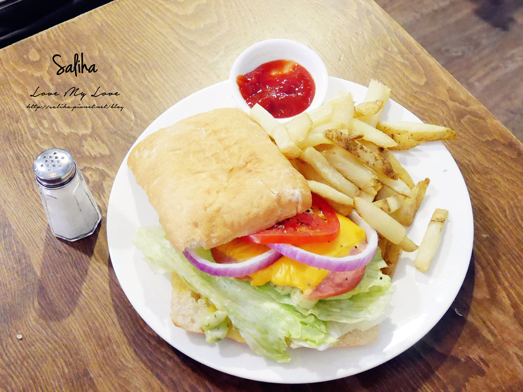 台北公館台電大樓站餐廳推薦Chelseas雀兒小餐館 (25)