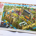 Castle: Daily Mail Great British £100,000 Treasure Hunt - isometric pixel art illustration by Rod Hunt