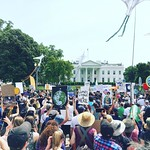 End of the Climate March, 4.29.17