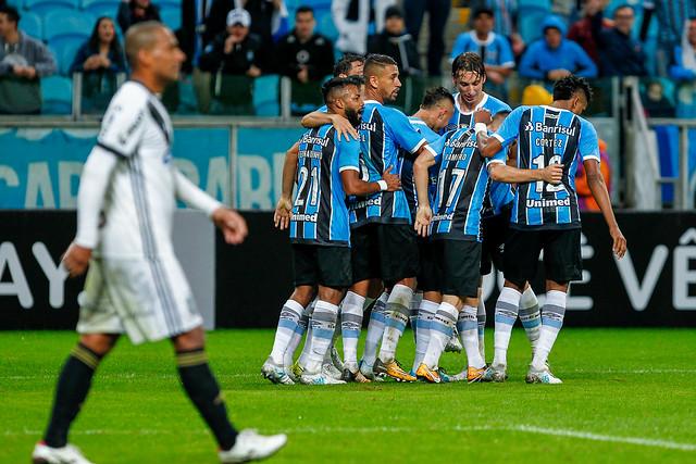 Grêmio X Ponte Preta