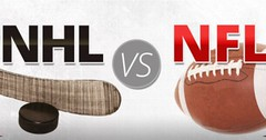 A Tale of Toothless Leagues: NFL v. NHL Edition