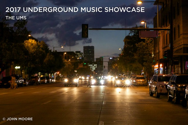 2017 Underground Music Showcase