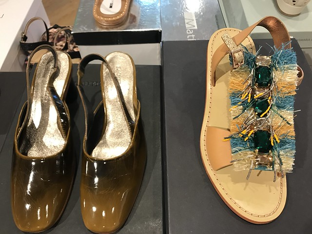 Anthropologie shoes and sandals