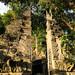 Hindu temple in Lombok Island, Indonesia