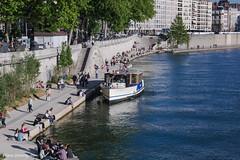 Bords de Saône à Lyon et Caluire 2014-2015
