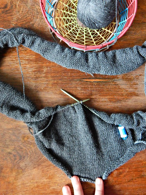 серый свитер 1 | grey sweater 1