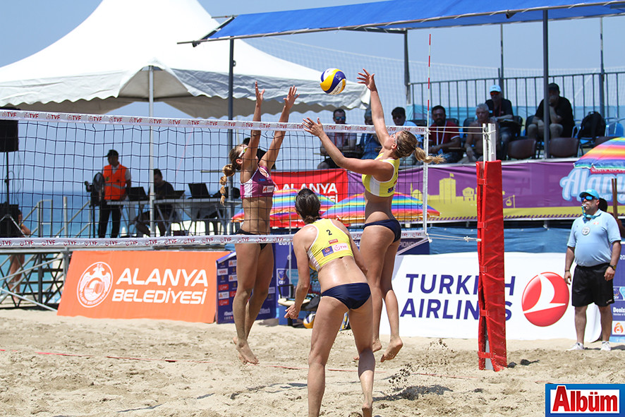 2017 CEV Bayanlar Plaj Voleybolu Avrupa Şampiyonası Alanya