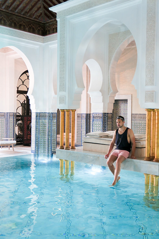 Wanderlust Us Travel Blog - Marrakech Part 1 - La Mamounia Palace